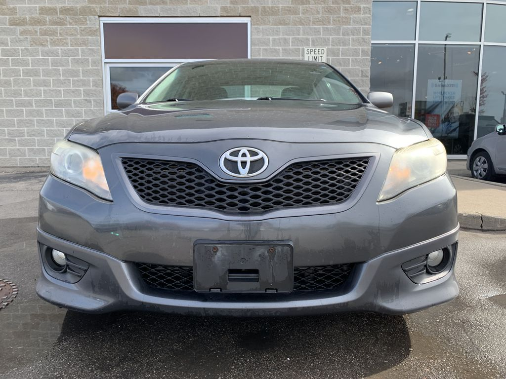 Grey 2010 Toyota Camry Left Side Photo in Brampton ON