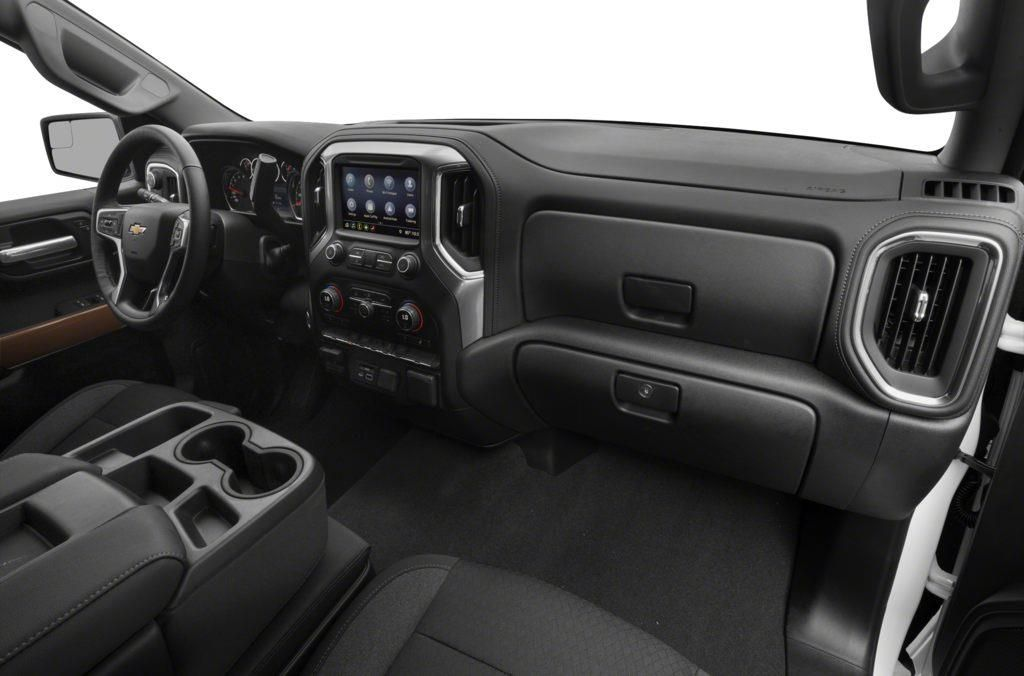 Blue 2020 Chevrolet Silverado 1500 Front Vehicle Photo in Brooks AB