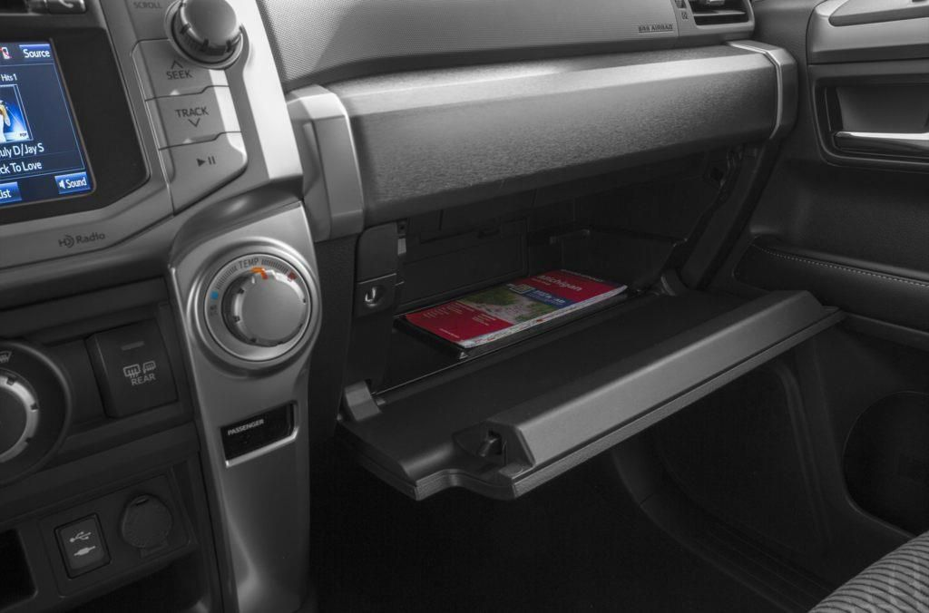 Grey 2015 Toyota 4Runner Front Vehicle Photo in Brooks AB