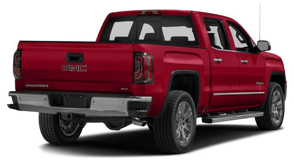 Red 2018 GMC Sierra 1500 Left Front Rim and Tire Photo in Westlock AB