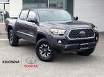 Gray[Cement Grey Metallic] 2018 Toyota Tacoma TRD Off Road Primary Listing Photo in Kelowna BC
