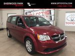 Red[Deep Cherry Red Crystal Pearl] 2016 Dodge Grand Caravan CVP Primary Listing Photo in Sherwood Park AB