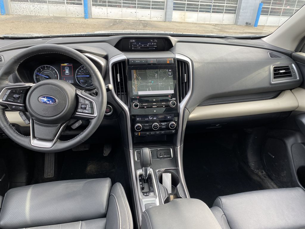 PEWTER 2019 Subaru Ascent Limited - NAV, Bluetooth, Backup Cam, Heated Front Seats Left Front Interior Door Panel Photo in Edmonton AB