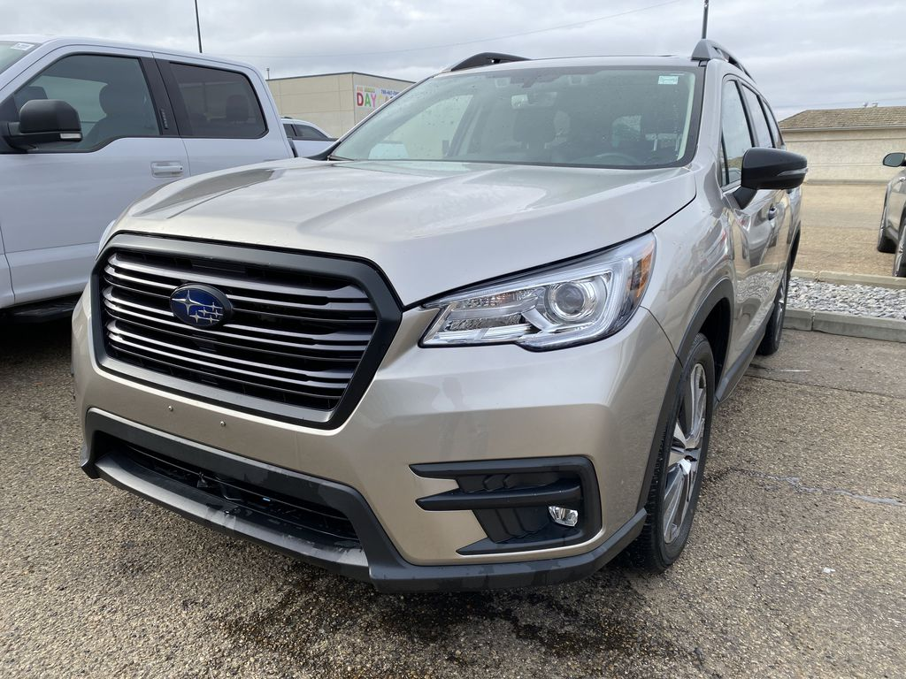 PEWTER 2019 Subaru Ascent Limited - NAV, Bluetooth, Backup Cam, Heated Front Seats Left Front Corner Photo in Edmonton AB