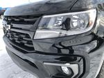 Black[Black] 2021 Chevrolet Colorado Left Front Head Light / Bumper and Grill in Edmonton AB