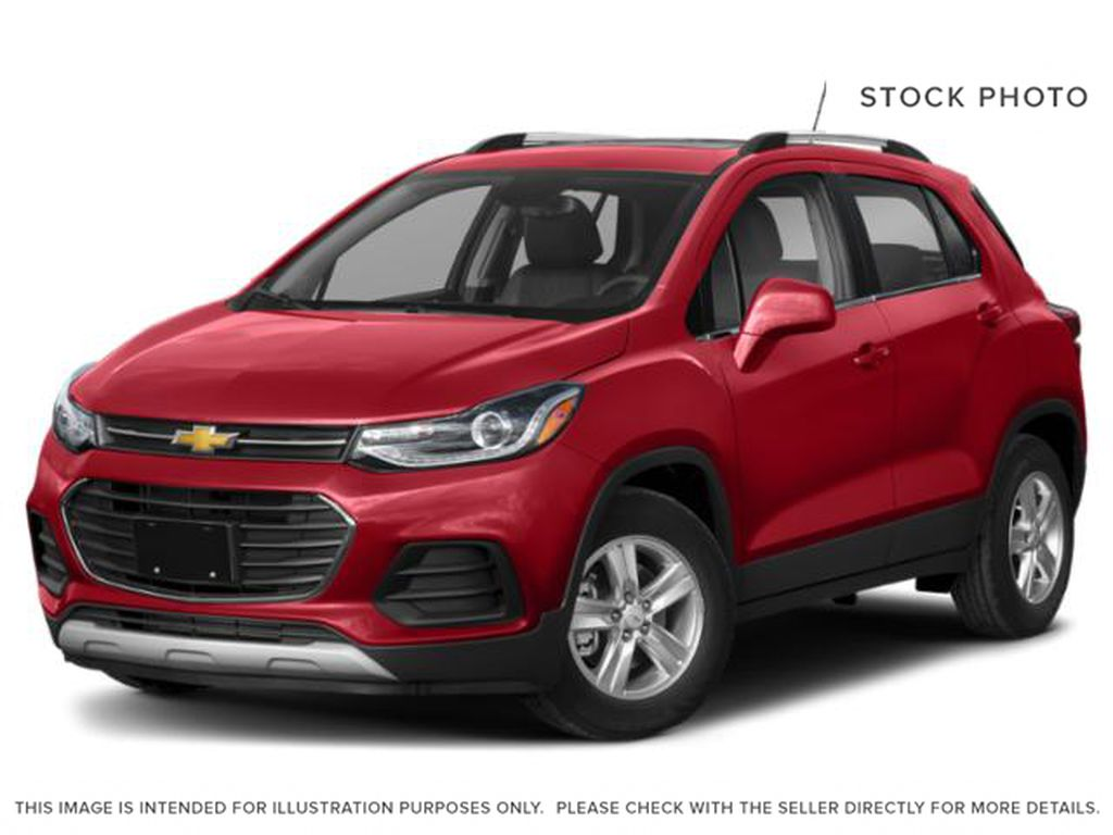 Red[Crimson Metallic] 2021 Chevrolet Trax