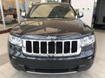 Blue[True Blue Pearl] 2013 Jeep Grand Cherokee Front Vehicle Photo in Edmonton AB