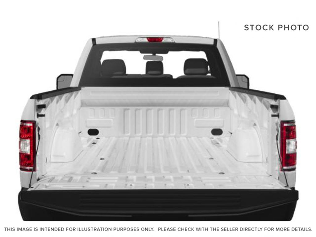 Black[Shadow Black] 2018 Ford F-150 Trunk / Cargo Area Photo in Dartmouth NS
