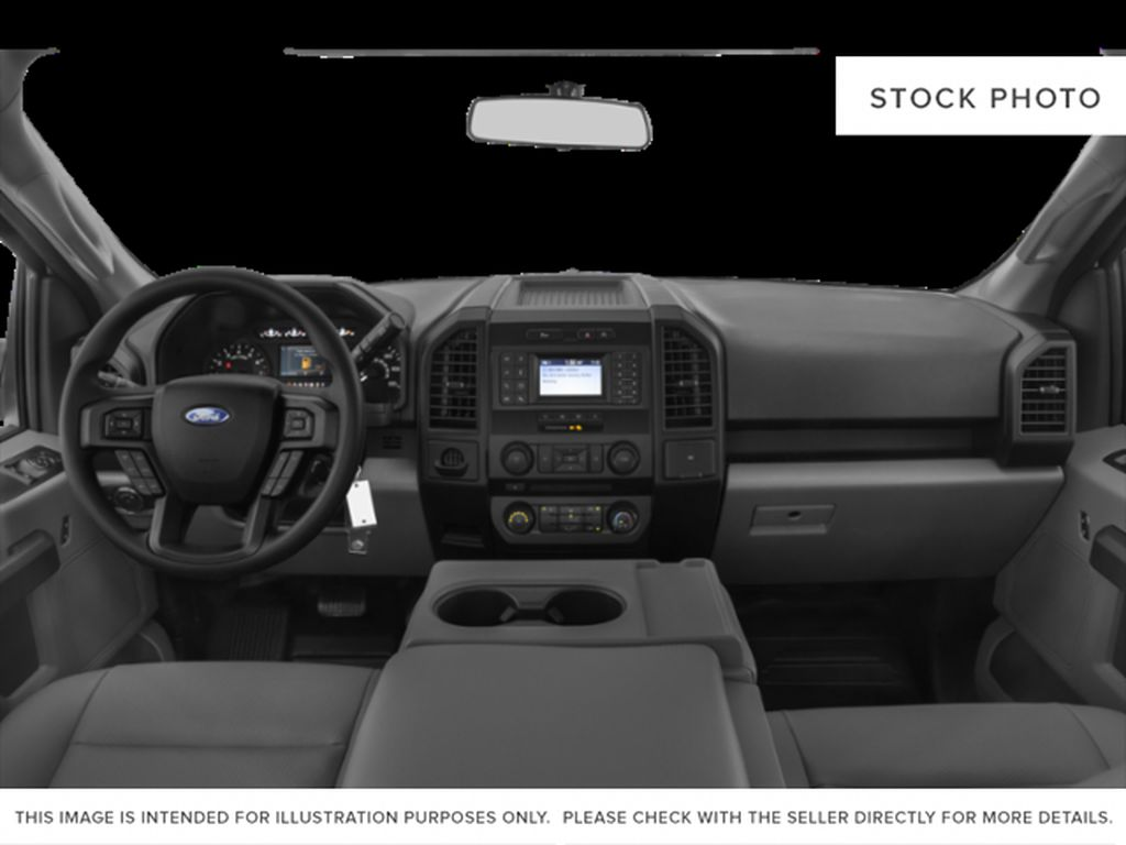 Black[Shadow Black] 2018 Ford F-150 Central Dash Options Photo in Dartmouth NS