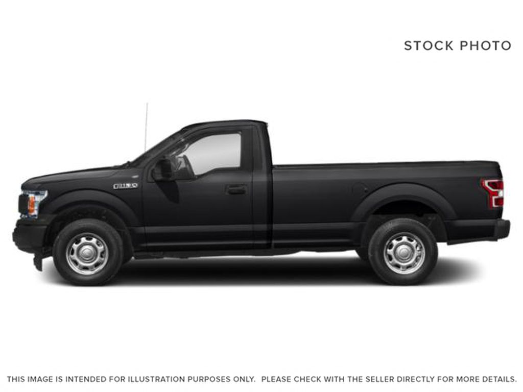 Black[Shadow Black] 2018 Ford F-150 Left Side Photo in Dartmouth NS