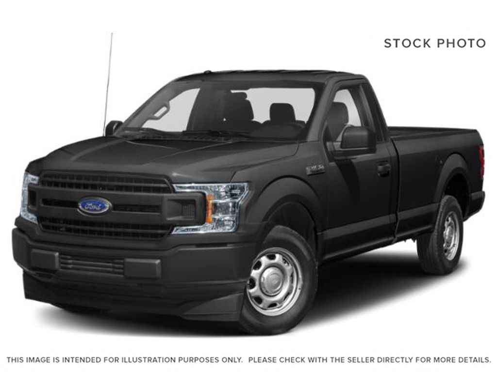Black[Shadow Black] 2018 Ford F-150