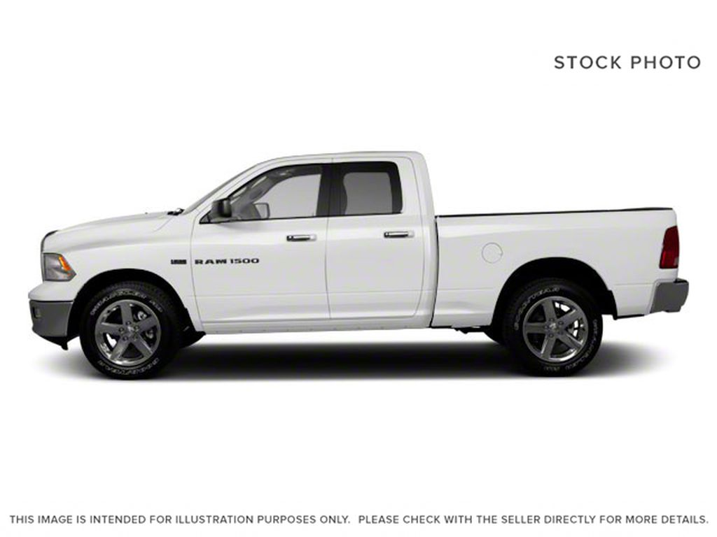 2010 Dodge Ram 1500 Left Side Photo in Cold Lake AB