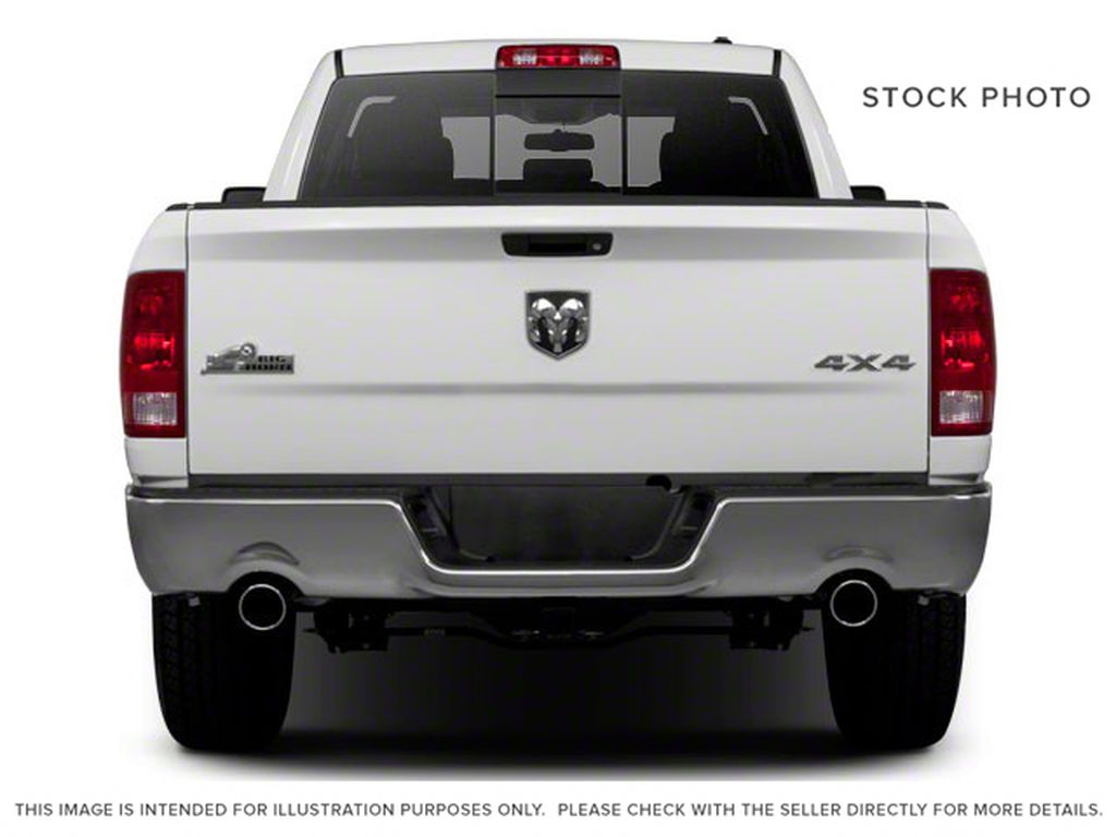 2010 Dodge Ram 1500 Rear of Vehicle Photo in Cold Lake AB