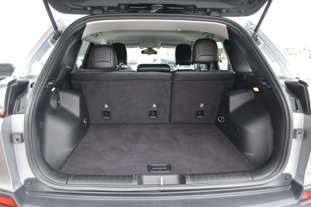 Silver 2020 Jeep Cherokee Trunk / Cargo Area Photo in Bonnyville AB