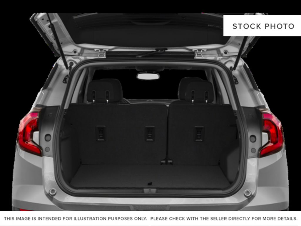 Summit White 2021 GMC Terrain Trunk / Cargo Area Photo in Oshawa ON
