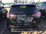 Black[Black Sand Pearl] 2017 Toyota RAV4 Hybrid Limited AWD Rear of Vehicle Photo in Sherwood Park AB
