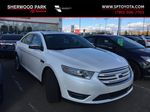 White[White Platinum Metallic Tri-Coat] 2013 Ford Taurus Limited AWD Primary Listing Photo in Sherwood Park AB