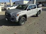 Gray[Cement] 2021 Toyota Tacoma TRD Off Road Left Front Corner Photo in Kelowna BC
