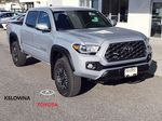 Gray[Cement] 2021 Toyota Tacoma TRD Off Road Primary Listing Photo in Kelowna BC