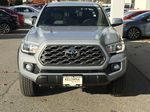 Gray[Cement] 2021 Toyota Tacoma TRD Off Road Front Vehicle Photo in Kelowna BC