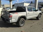 Gray[Cement] 2021 Toyota Tacoma TRD Off Road Right Rear Corner Photo in Kelowna BC