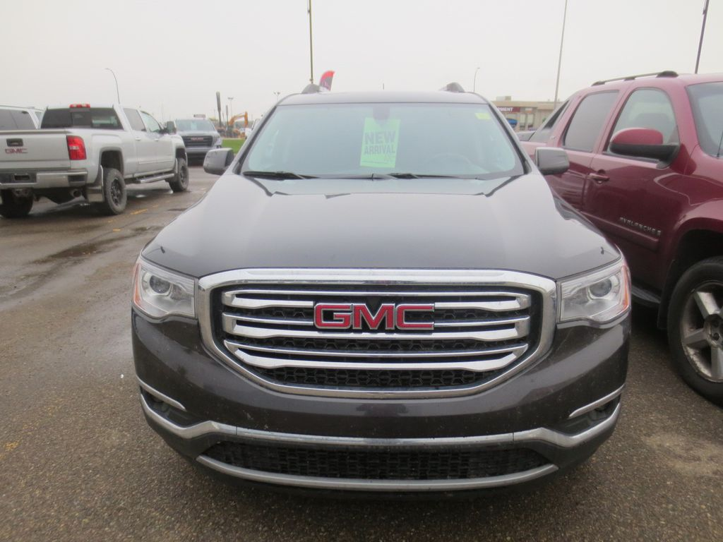 Grey 2017 GMC Acadia Left Front Rim and Tire Photo in Lethbridge AB