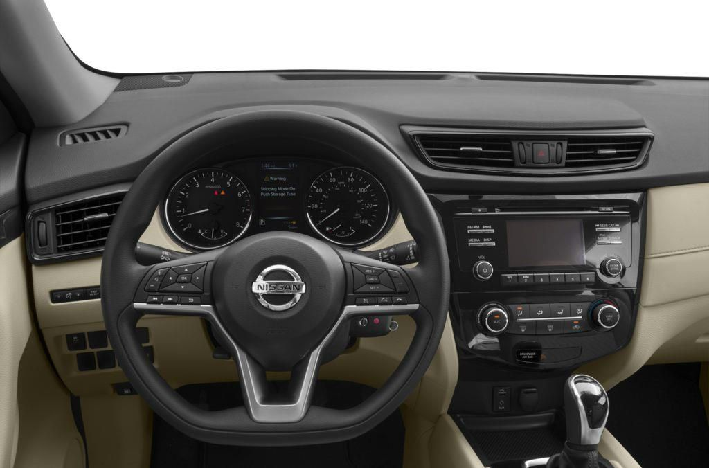2019 Nissan Rogue Left Front Interior Door Panel Photo in Okotoks AB