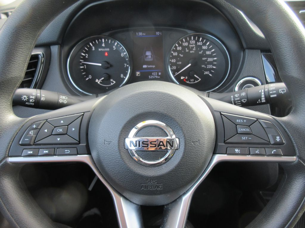 2019 Nissan Rogue Left Front Interior Photo in Okotoks AB