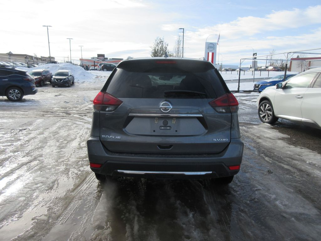 2019 Nissan Rogue Trim Specific Photo in Okotoks AB
