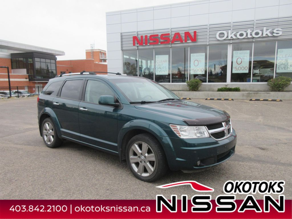 Green[Melborne Green Pearl] 2009 Dodge Journey