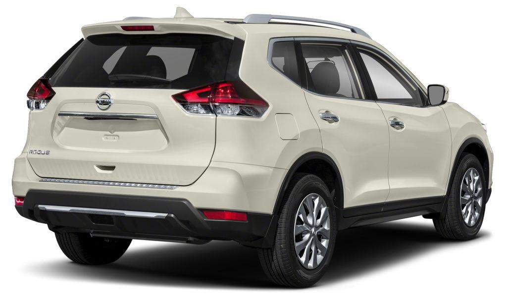 2019 Nissan Rogue Left Front Rim and Tire Photo in Okotoks AB