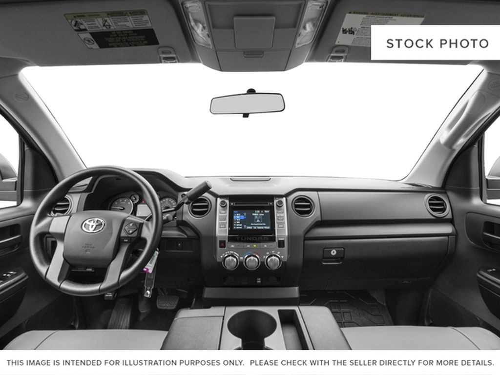2016 Toyota Tundra Front Seats and Dash Photo in Portage La Prairie MB