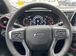 White[Iridescent Pearl Tricoat] 2021 Chevrolet Blazer RS Steering Wheel and Dash Photo in Calgary AB