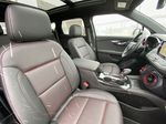 White[Iridescent Pearl Tricoat] 2021 Chevrolet Blazer RS Right Side Front Seat  Photo in Calgary AB