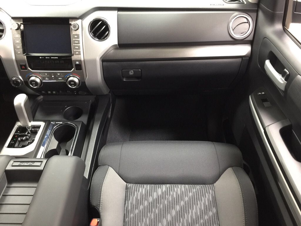 Gray[Cement Grey Metallic] 2021 Toyota Tundra TRD Off-Road Right Front Seat Photo in Sherwood Park AB