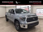 Gray[Cement Grey Metallic] 2021 Toyota Tundra TRD Off-Road Primary Listing Photo in Sherwood Park AB