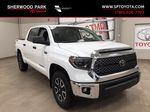 White[Super White] 2021 Toyota Tundra TRD Off-Road Primary Listing Photo in Sherwood Park AB