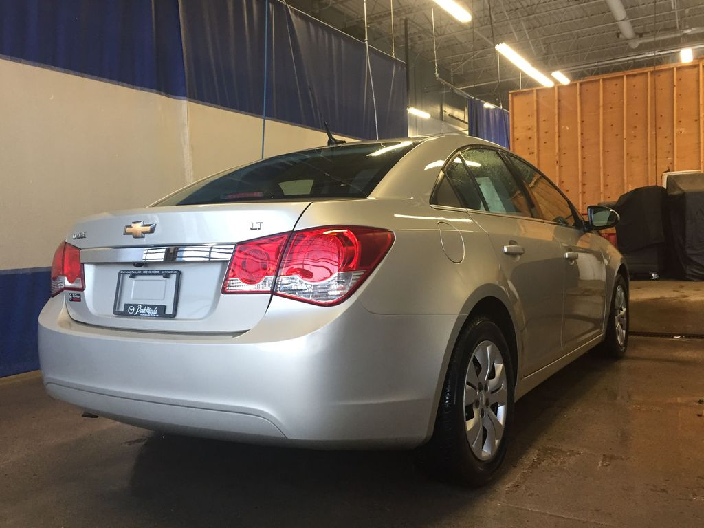 SILVER 2014 Chevrolet Cruze 1LT - Bluetooth, Backup Camera, Remote Start Left Front Interior Door Panel Photo in Edmonton AB
