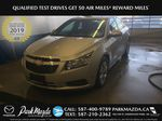 SILVER 2014 Chevrolet Cruze 1LT - Bluetooth, Backup Camera, Remote Start Primary Listing Photo in Edmonton AB