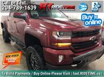 Red[Siren Red Tintcoat] Lifted 2016 Chevrolet Silverado 1500 LT Z71 4WD - Crew Cab, 5.3L Primary Listing Photo in Winnipeg MB