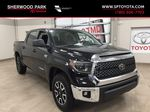 Black[Midnight Black Metallic] 2021 Toyota Tundra TRD Off-Road Primary Listing Photo in Sherwood Park AB