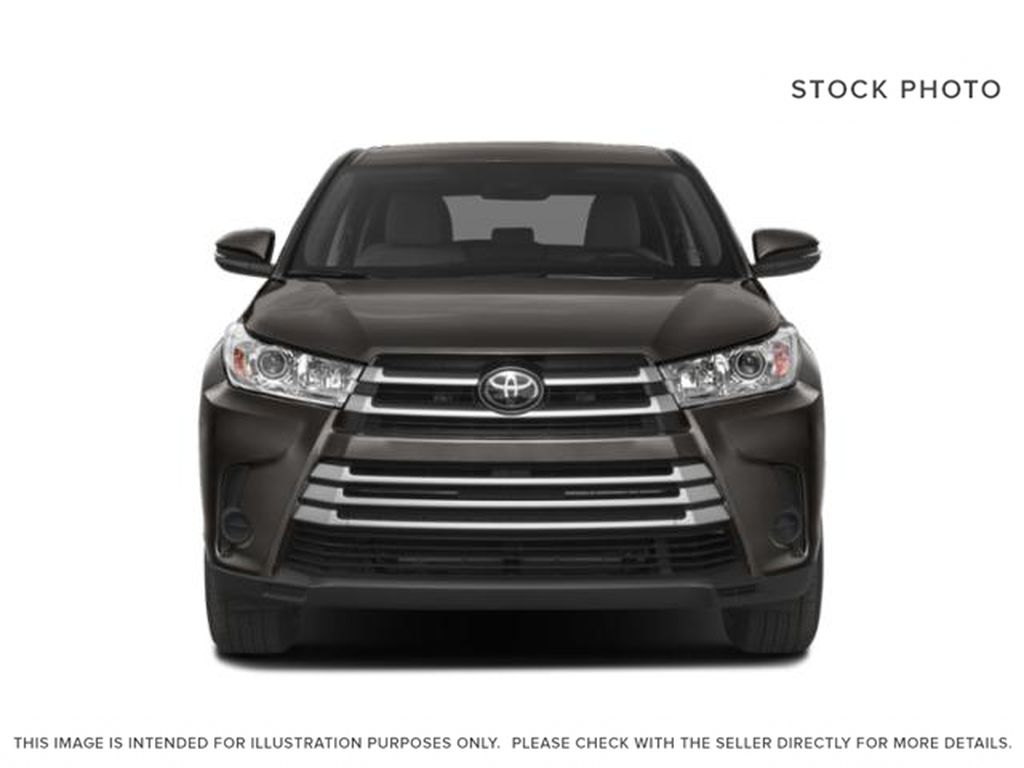 2019 Toyota Highlander Front Vehicle Photo in Dartmouth NS