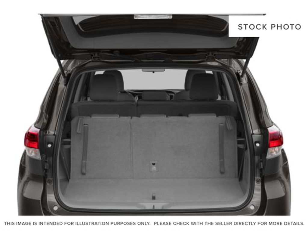 2019 Toyota Highlander Trunk / Cargo Area Photo in Dartmouth NS