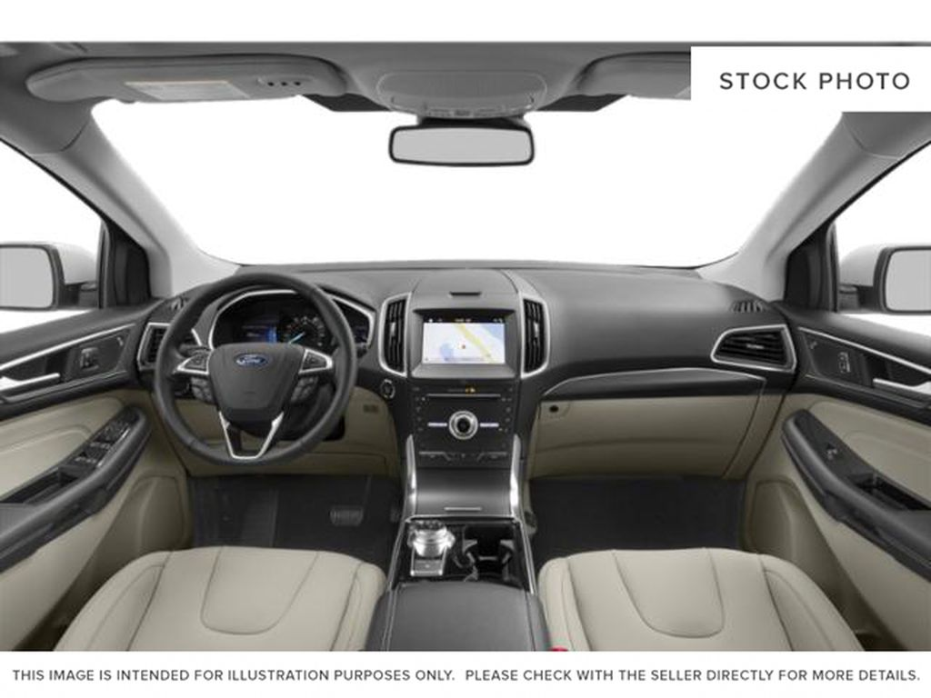 2020 Ford Edge Central Dash Options Photo in Dartmouth NS