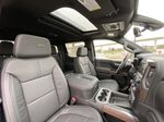 Gray[Satin Steel Metallic] 2021 Chevrolet Silverado 1500 High Country Right Side Front Seat  Photo in Calgary AB