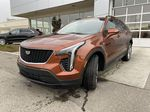Copper[Autumn Metallic] 2021 Cadillac XT4 Sport Left Front Head Light / Bumper and Grill in Calgary AB