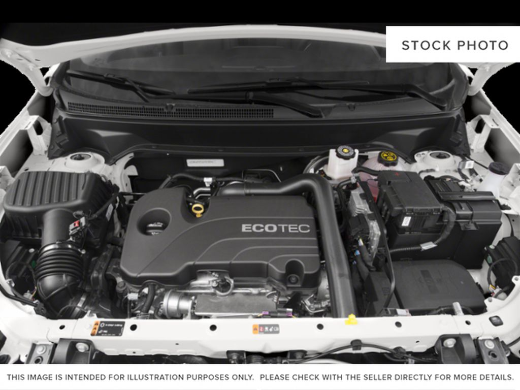 White[Iridescent Pearl Tricoat] 2020 Chevrolet Equinox Premier Engine Compartment Photo in Calgary AB