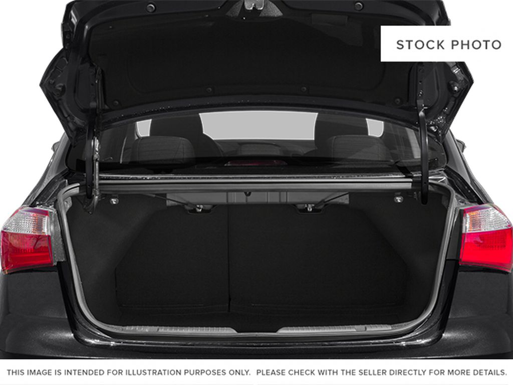 2014 Kia Forte Trunk / Cargo Area Photo in Cold Lake AB