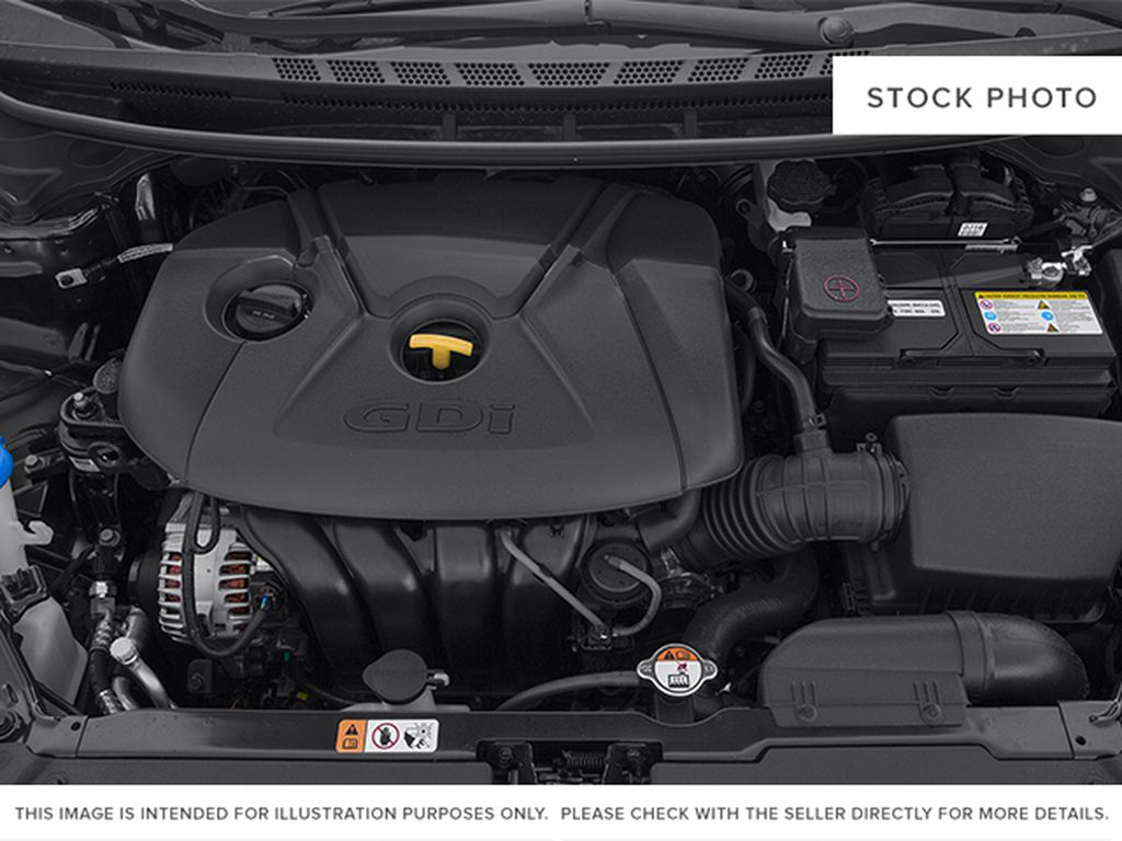 2014 Kia Forte Engine Compartment Photo in Cold Lake AB