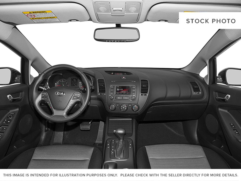 2014 Kia Forte Central Dash Options Photo in Cold Lake AB